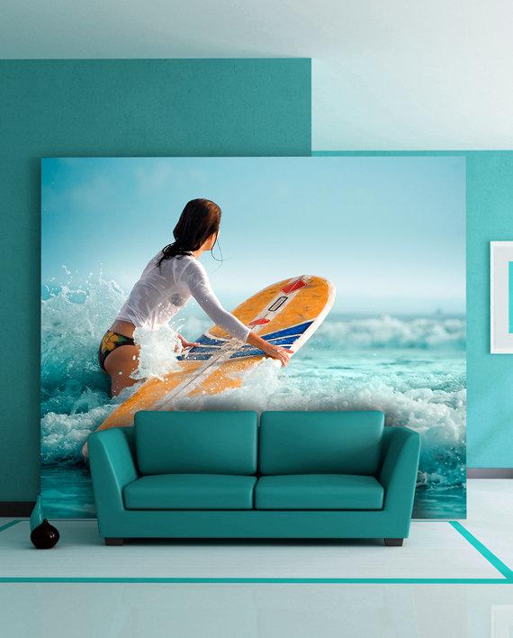 mural impreso con tu foto