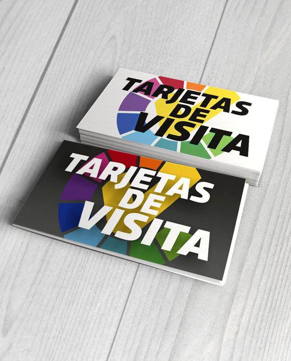 imprimimos tus tarjetas de visita